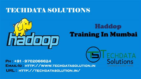 Big Data and Hadoop Training Courses in Mumbai
